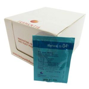 Levadura safale s-04 caja